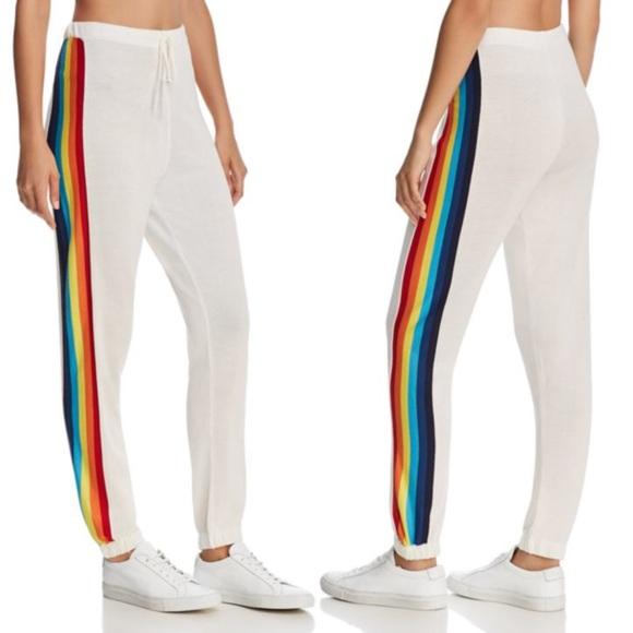 ab6d0977fbed SG x Madeleine Thompson Rainbow Pants. M 5ae95d993afbbd057b596e31